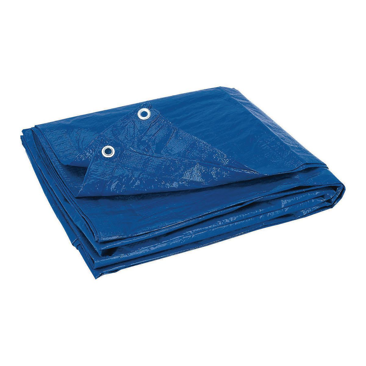 857097fd296cf1 11 ft. 4 in. x 23 ft. 4 in. Blue All Purpose Weather Resistant Tarp