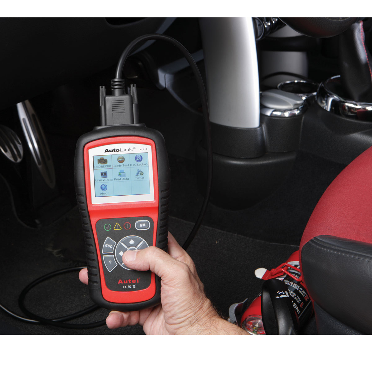 Vehicle Code Reader >> OBD II & CAN Professional Scan Tool