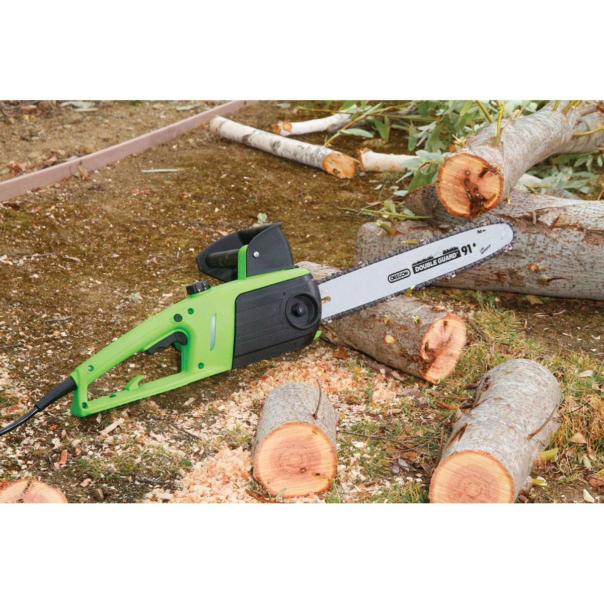9 Amp 14 In Electric Chain Saw
