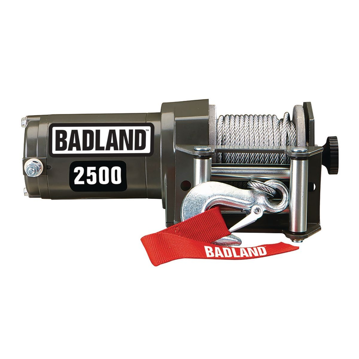 2500 lbs atv utility electric winch with wireless remote controlBadland Winches 61840 2500 Lb Atv Utility Electric Winch With #6