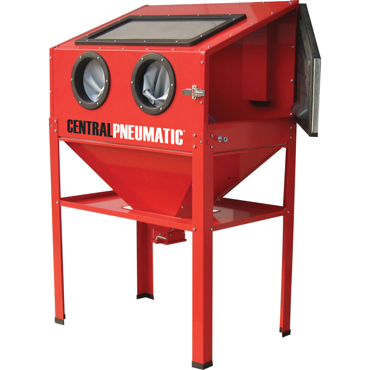 Automotive Place Near Me >> Abrasive Blast Cabinet