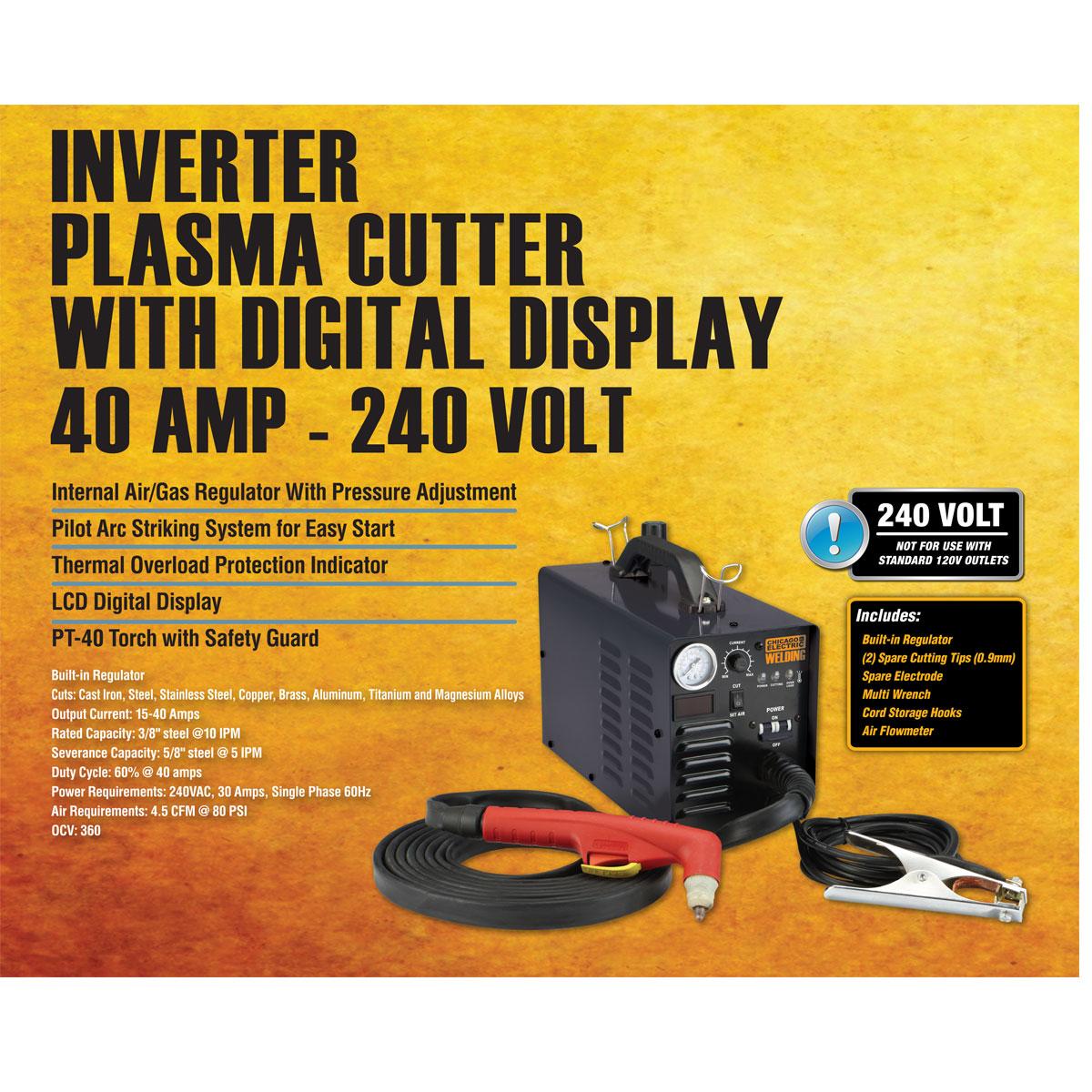 Plasma cutter harbor freight