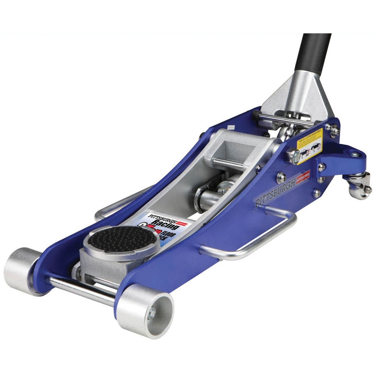 The Inside Track On Rapid Products Of Fitness: 2 Ton Aluminum Racing Floor Jack With Rapid Pump®