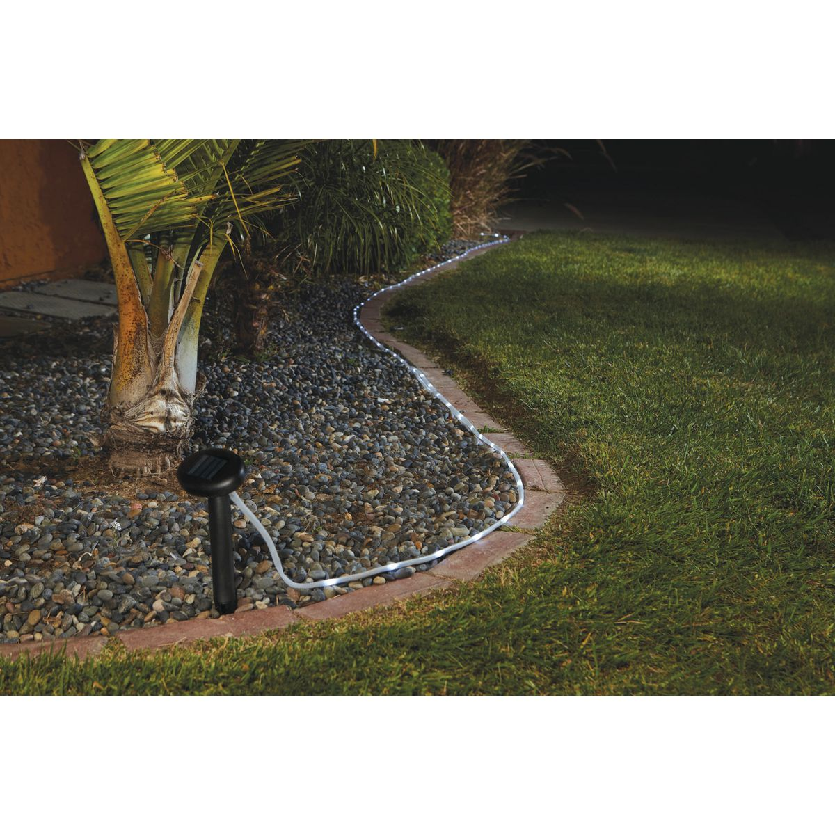 Led Rope Light Application: Solar Rope Light