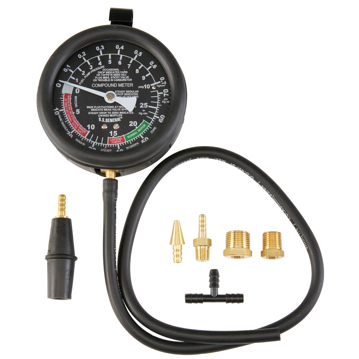fuel pump and vacuum tester