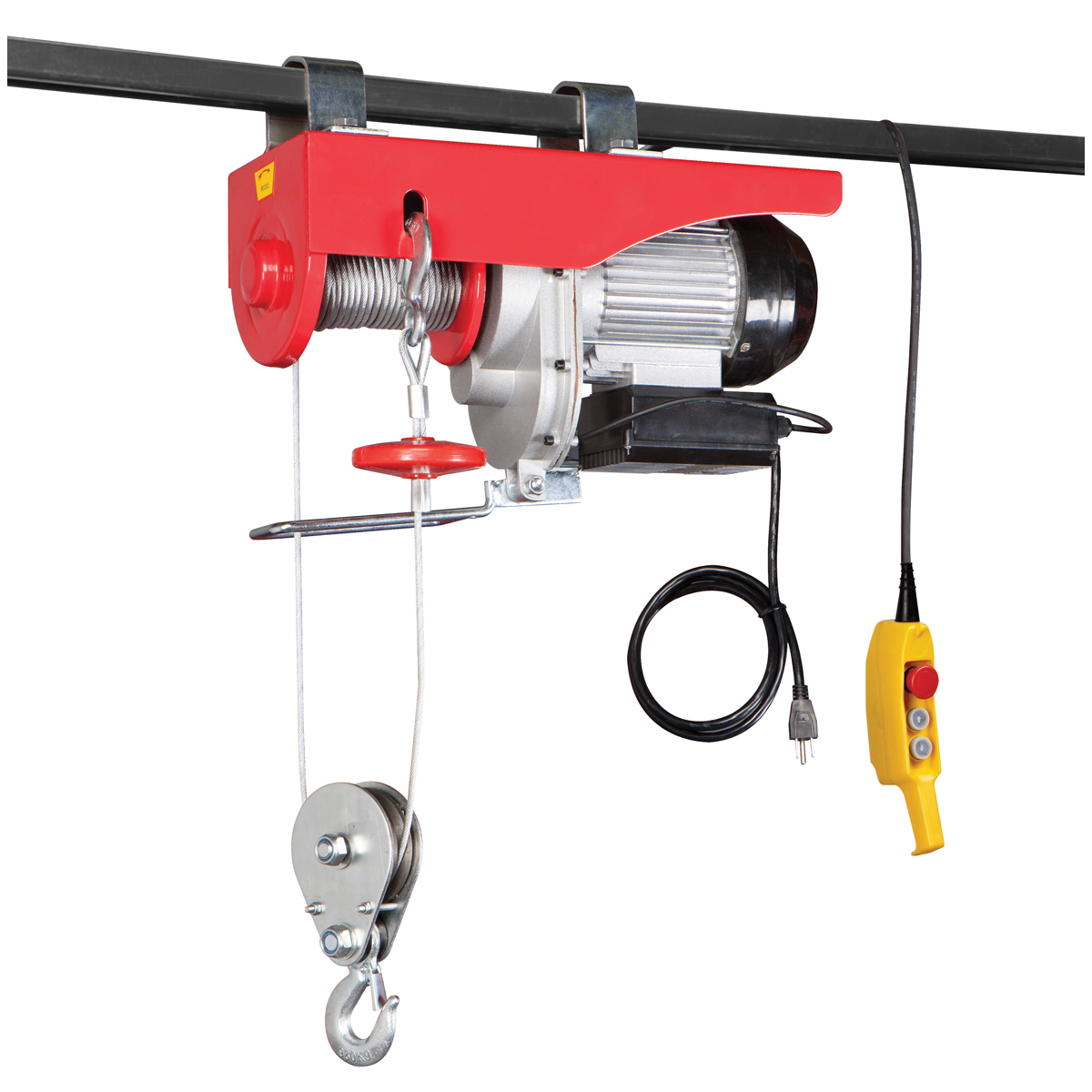 2000 Lb  Electric Hoist With Remote Control