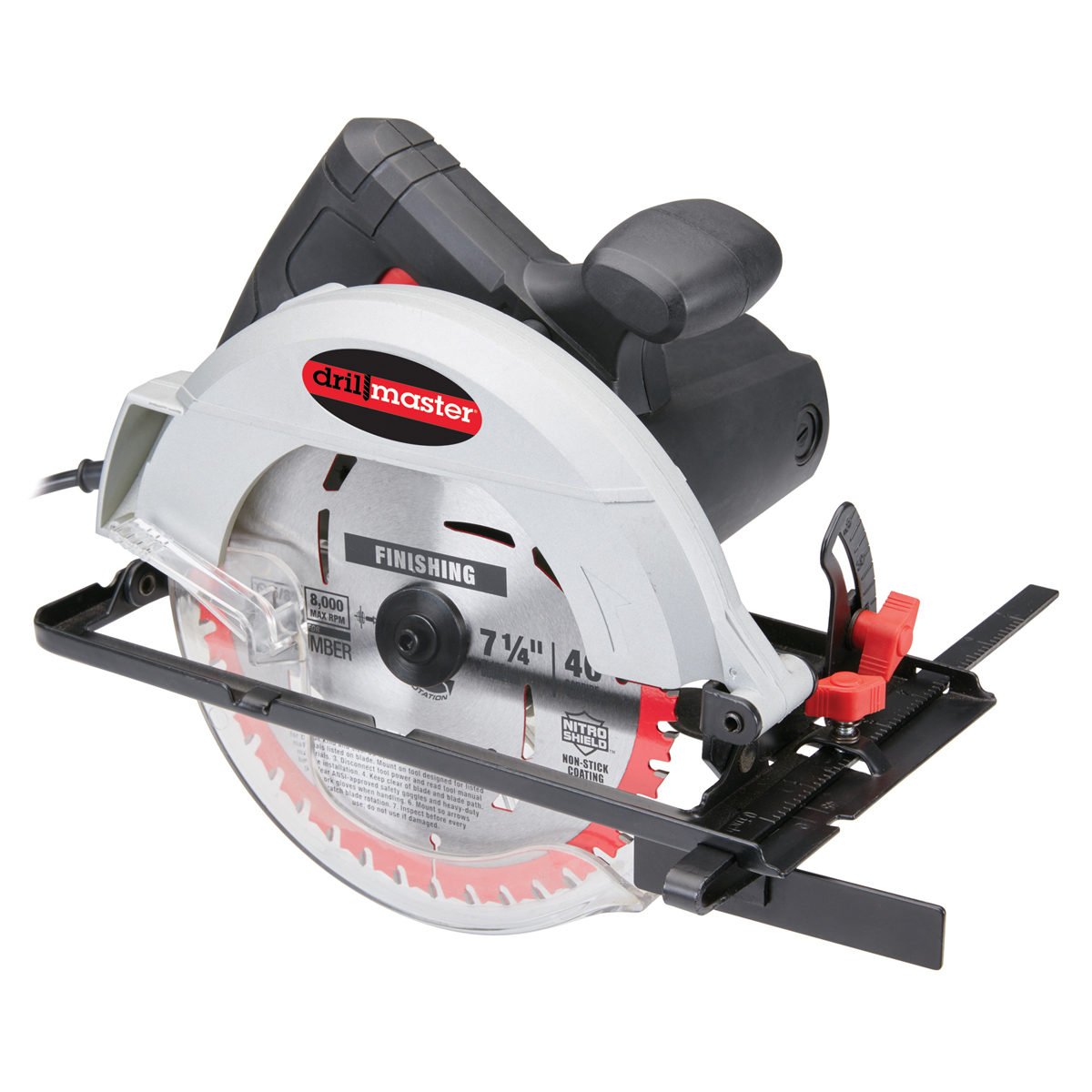 7 1 4 In 10 Amp Circular Saw