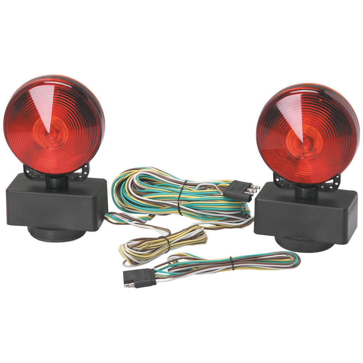 Shop Lights At Harbor Freight: 12 Volt Magnetic Towing Light Kit