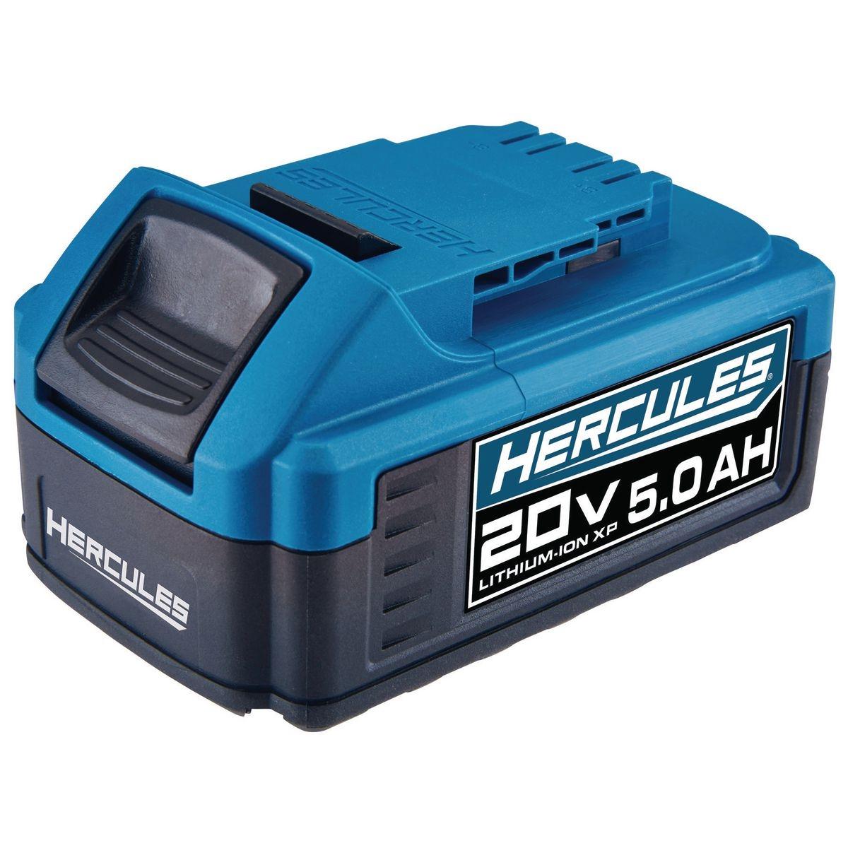20v 5 0 Ah Hercules Xp Battery