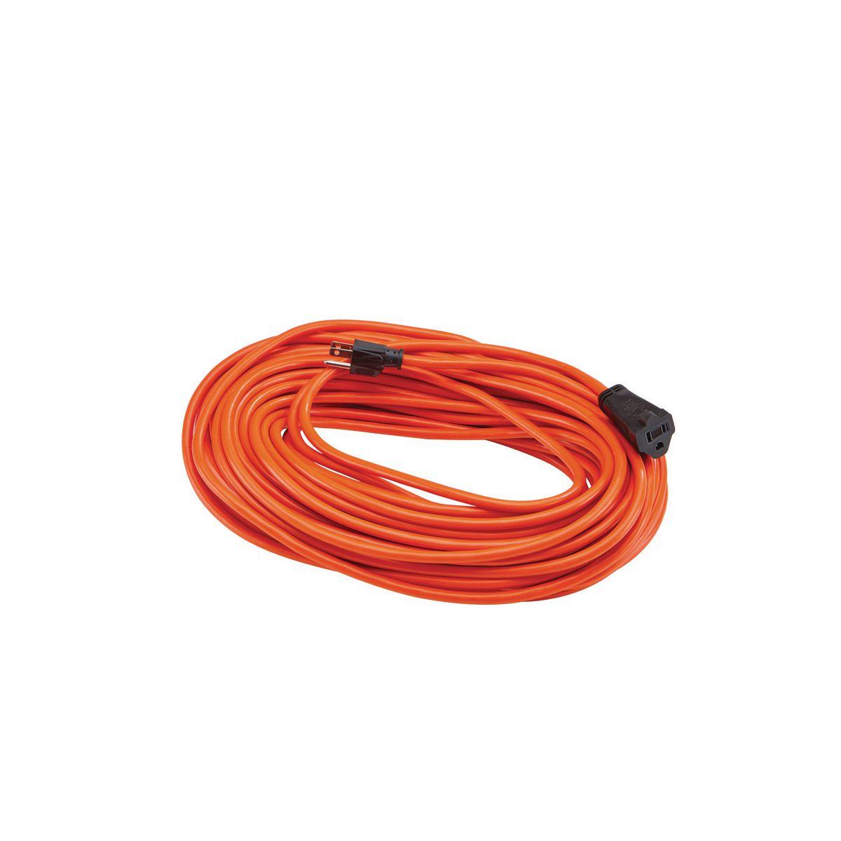 100 Ft X 16 Gauge Indoor Outdoor Extension Cord