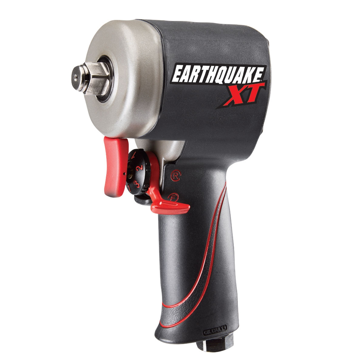 Ultra Compact Xtreme Torque Stubby Air Impact Wrench