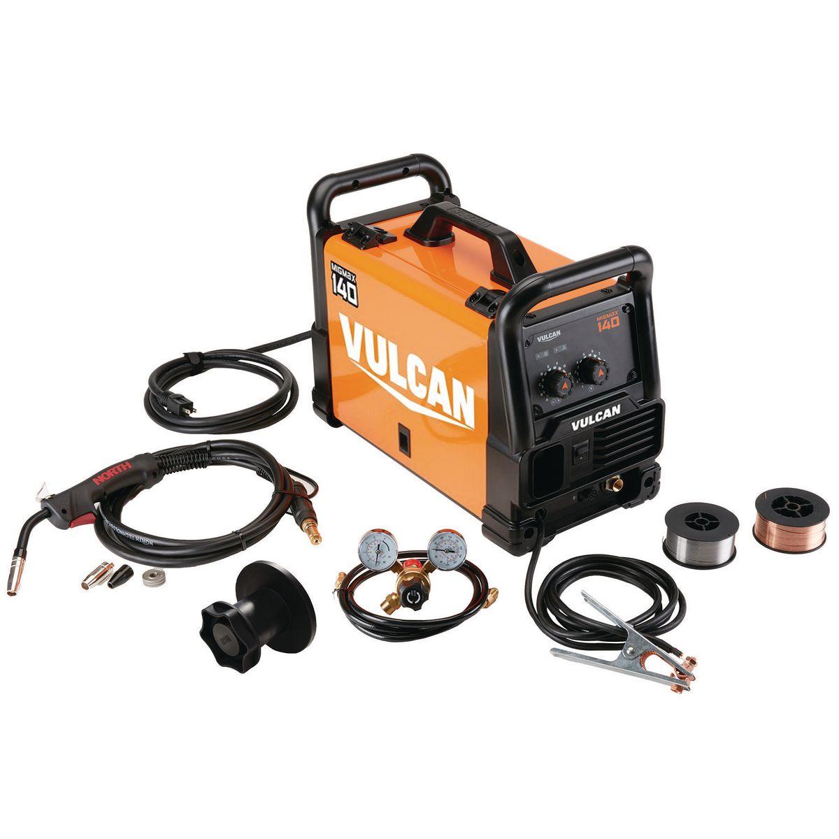 MIGMax™ 140 Welder with 120 Volt Input