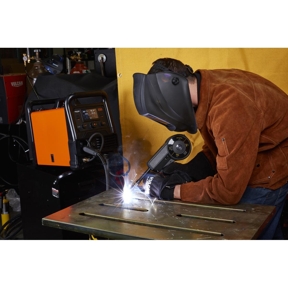 160a Spool Gun Airco Welding Machines Wiring Diagrams