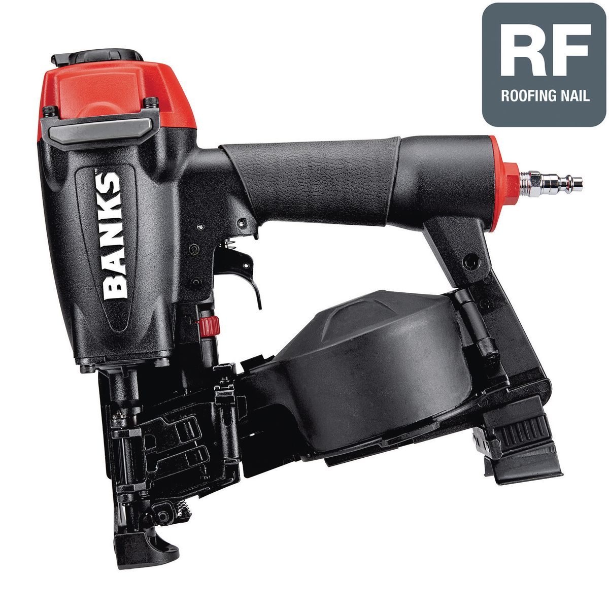 15 176 Coil Roofing Nailer