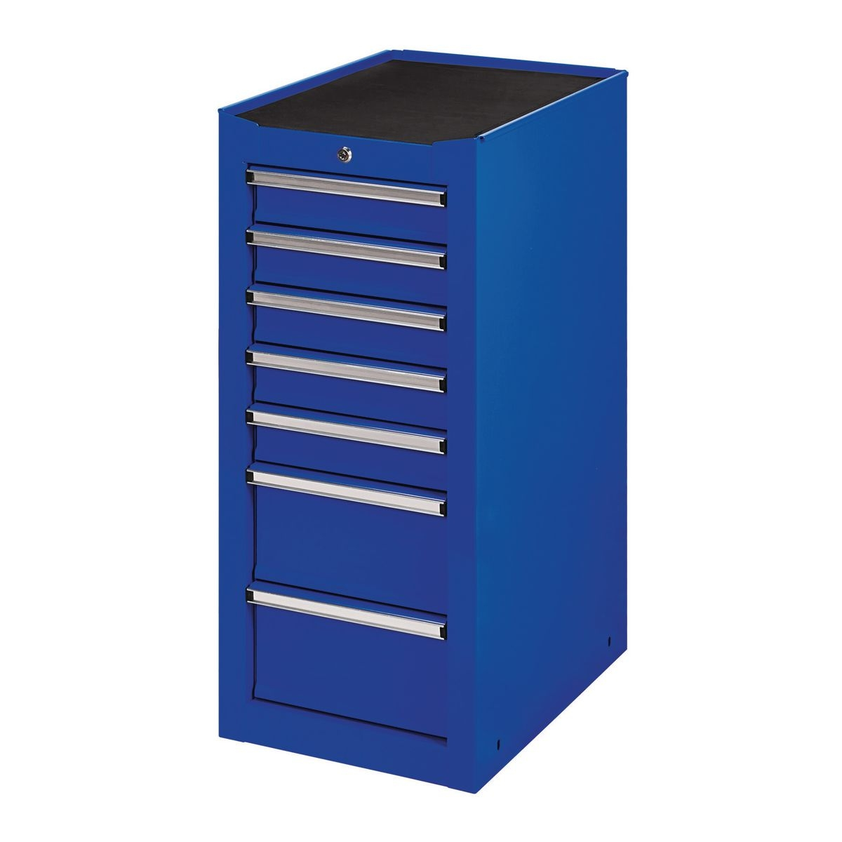 Us Cabinet: 14.5 In. Blue End Cabinet