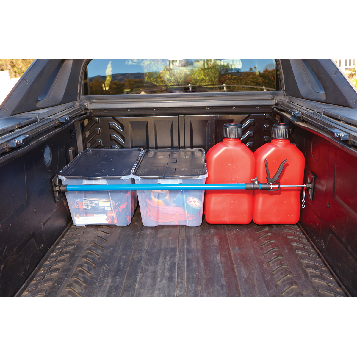 cargo bar support harborfreight