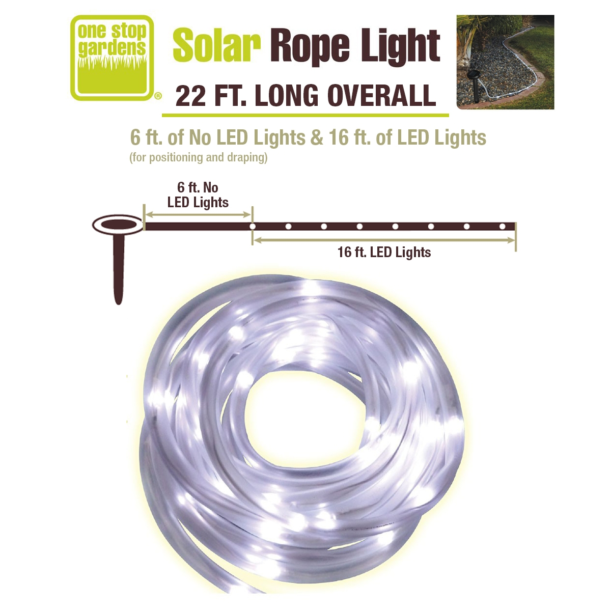 Solar rope light aloadofball Image collections