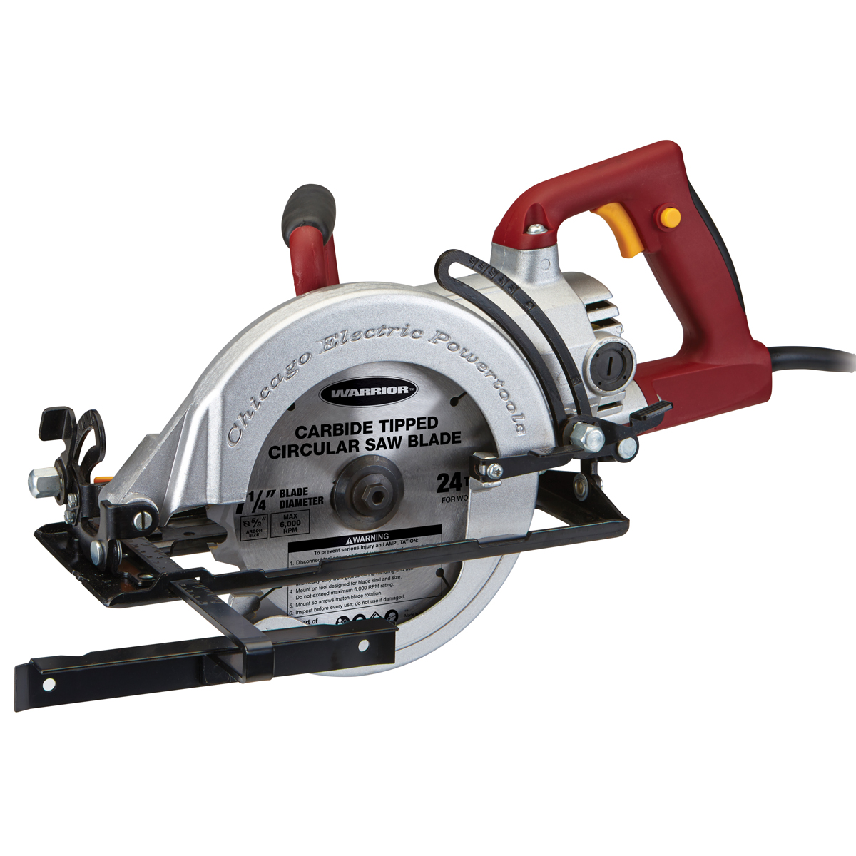 7-1/4 in. 13 Amp Professional Worm Drive Framing Saw