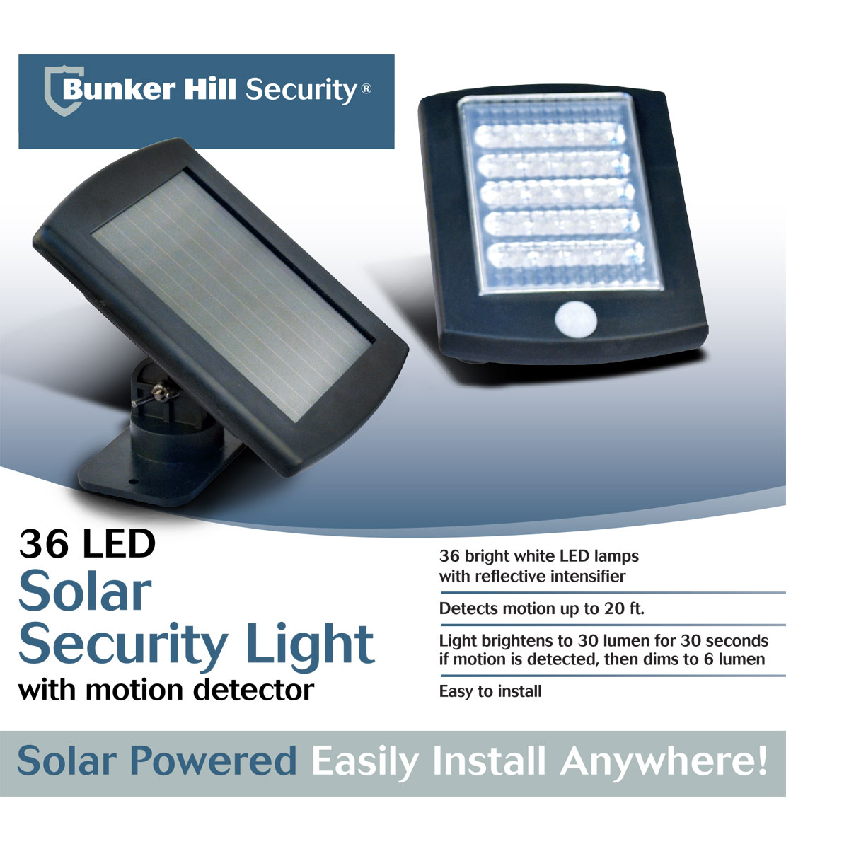 Led security light save on this 36 led security light aloadofball Image collections