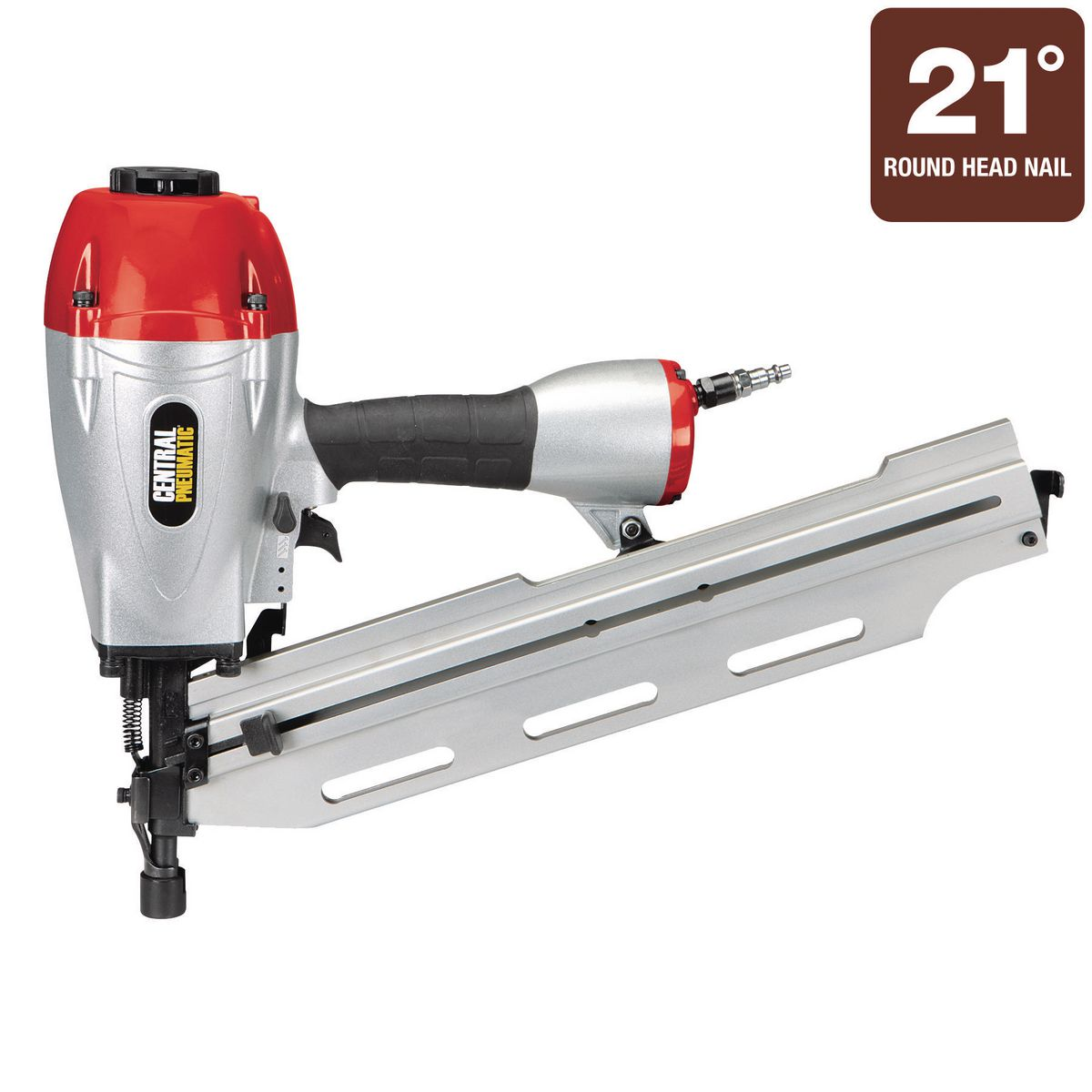 21° Angle Full Head Framing Air Nailer