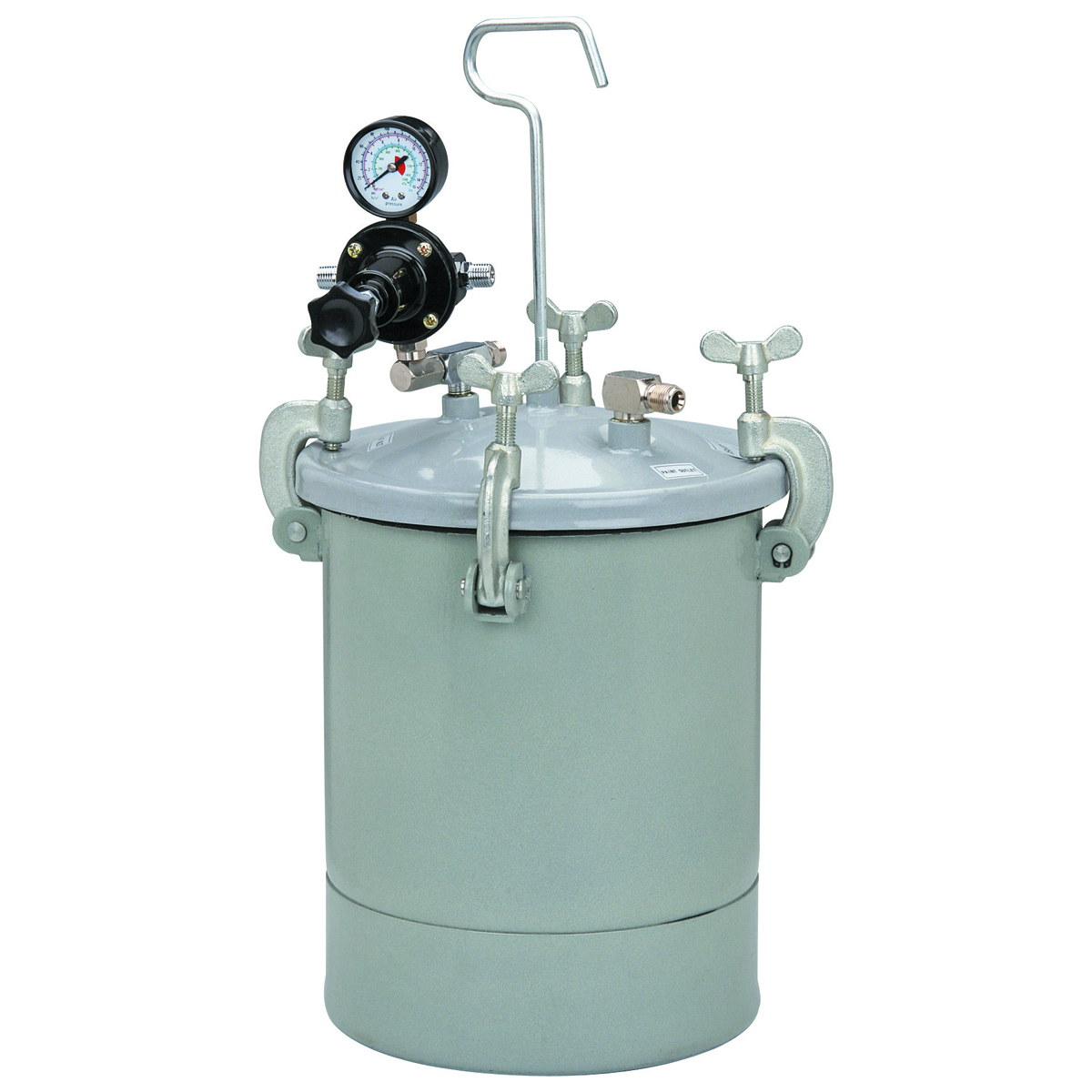 Paint Pressure Tank 2 1 2 Gallon
