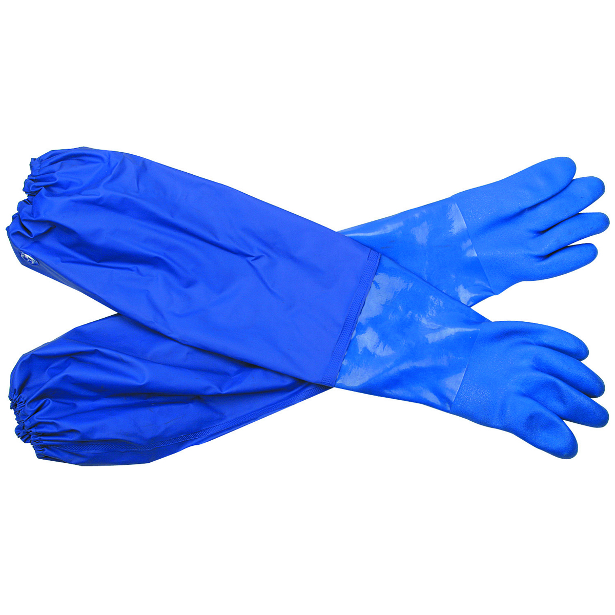 Oil Resistant Gloves >> Oil Resistant Pvc Long Cuff Gloves