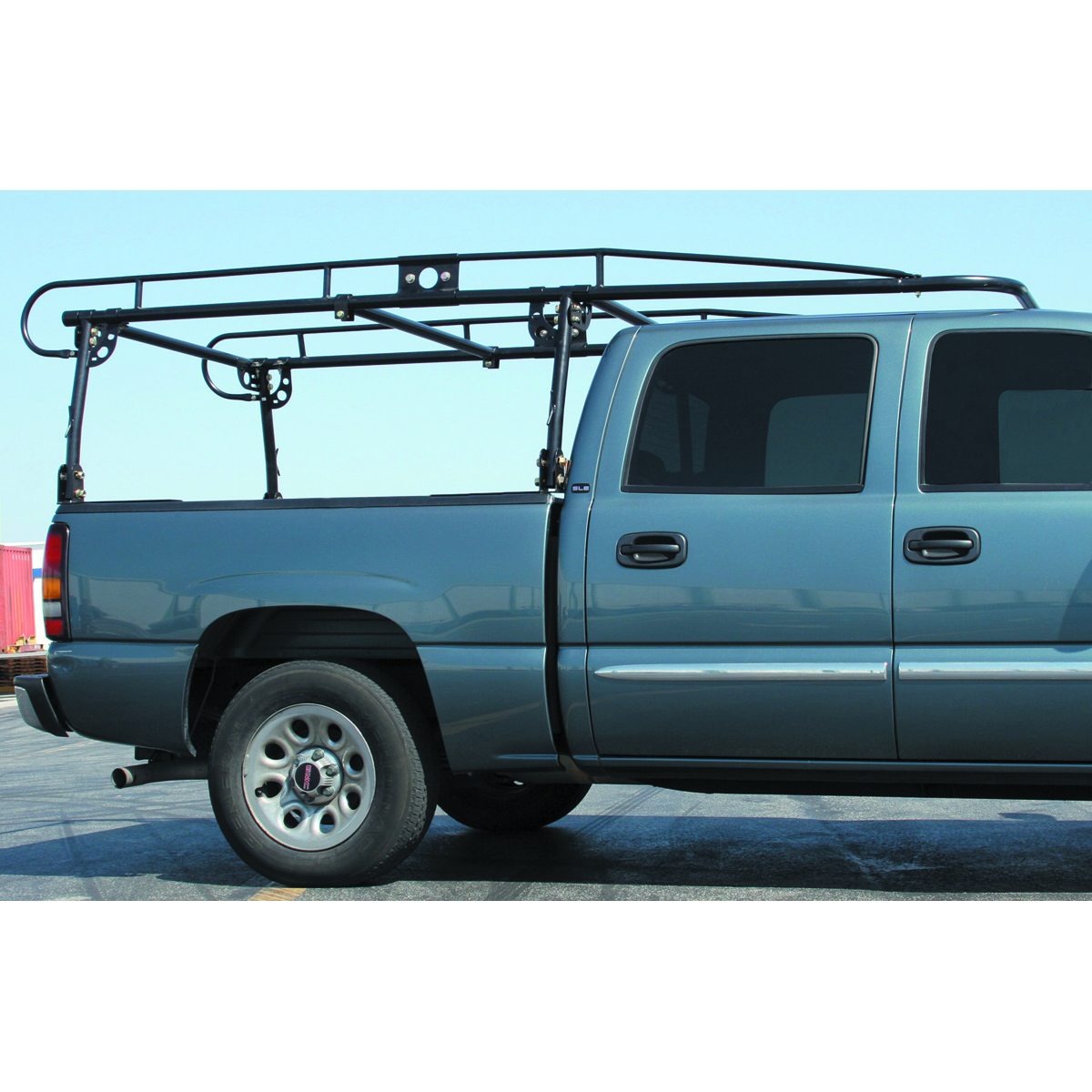 Pickup Truck Bed Clearance