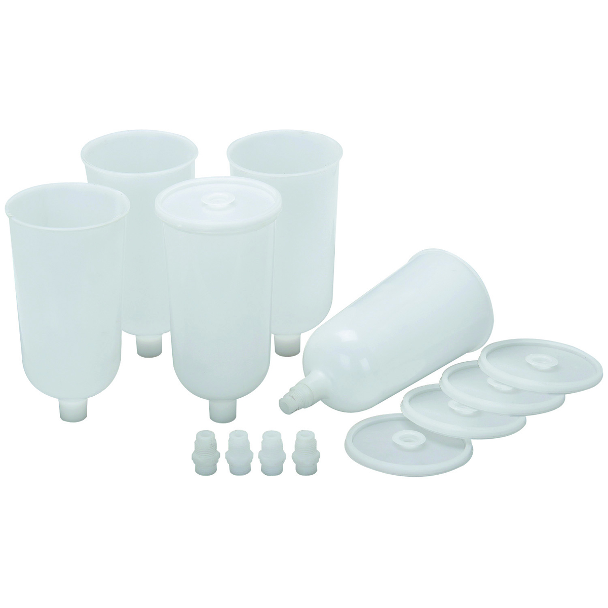 Air Spray Gun Disposable Paint Cups Pk