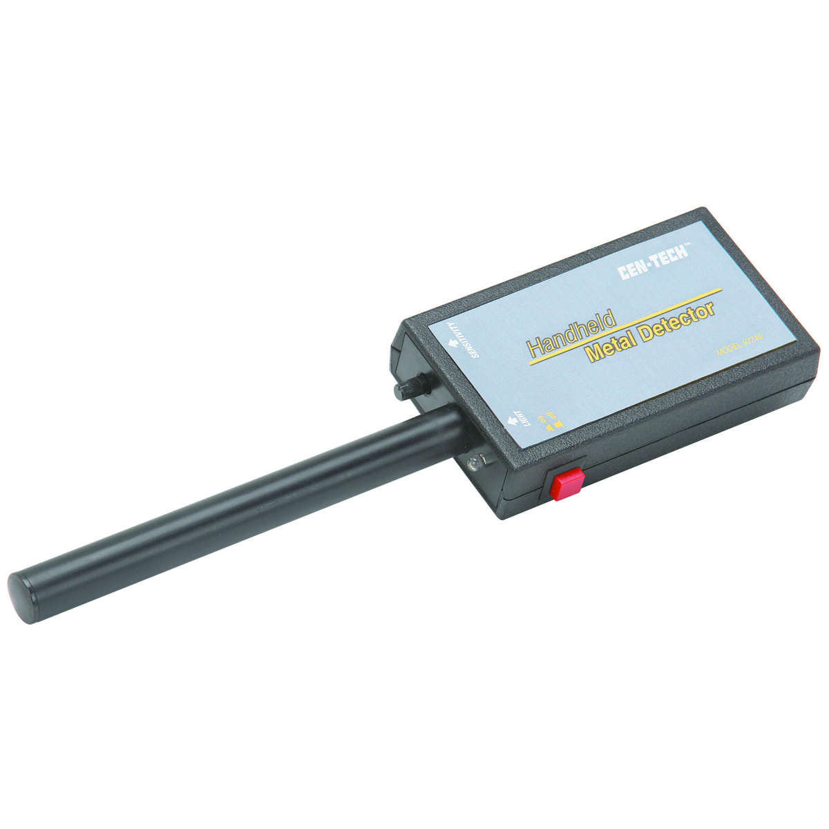 Build Metal Detector Pinpointer