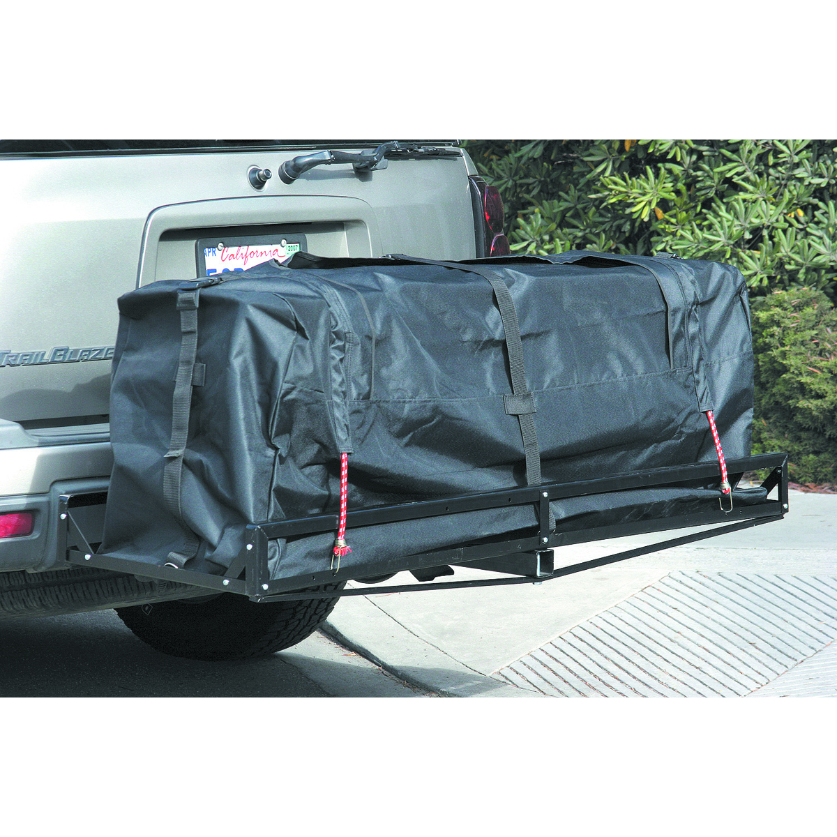54 1 2 Quot Long Expandable Nylon Cargo Carrier Cover