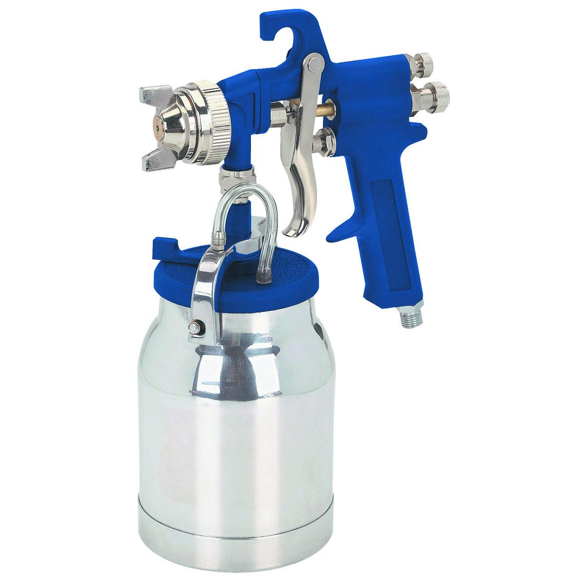 Lightweight High Pressure Spray Gun