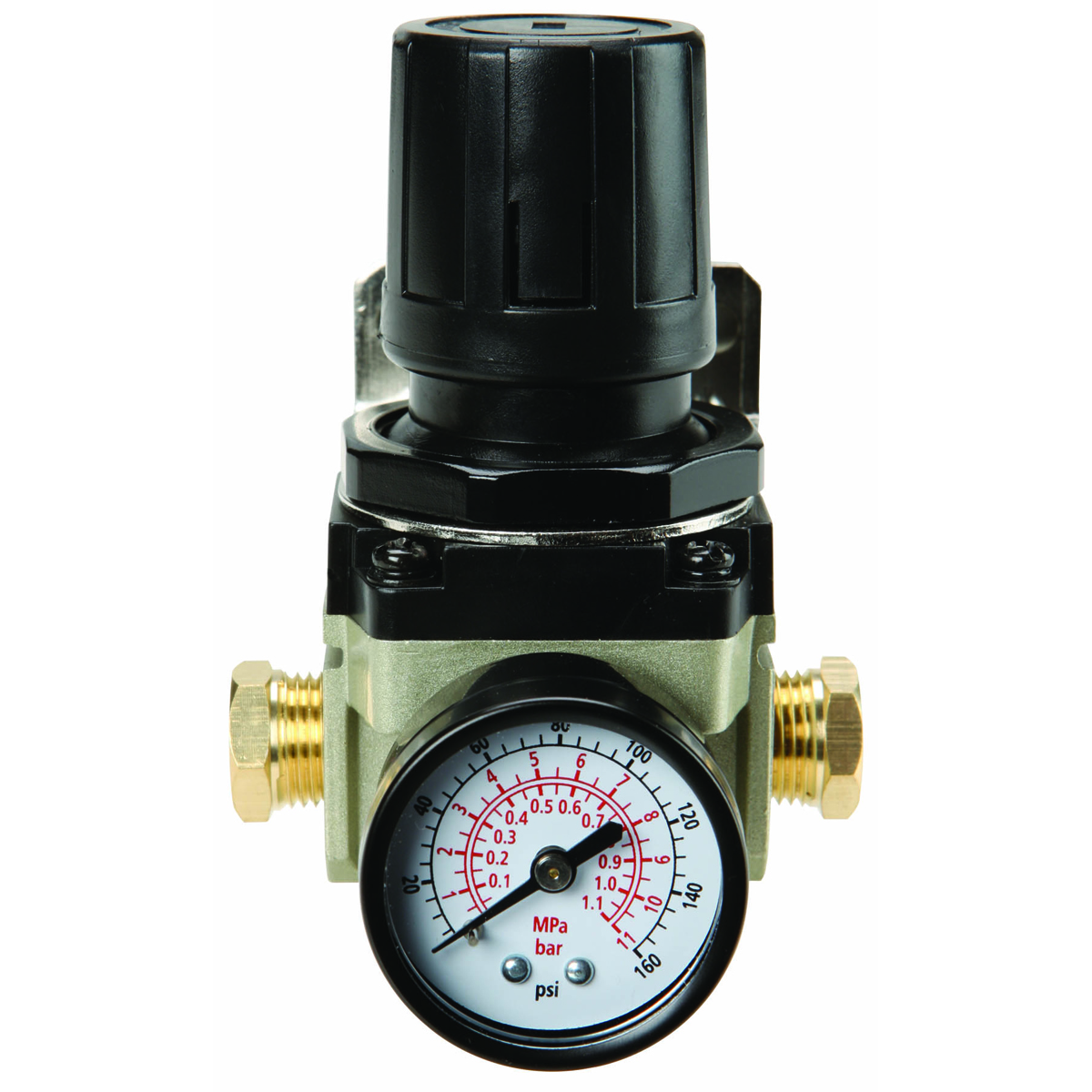 Horbor Freight Dial Indicator At : Psi in npt air flow regulator with dial gauge