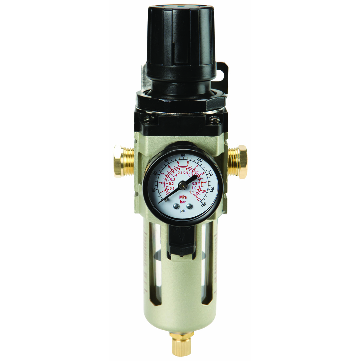 Image Of Meter 96308 Tool Central : In air filter with regulator