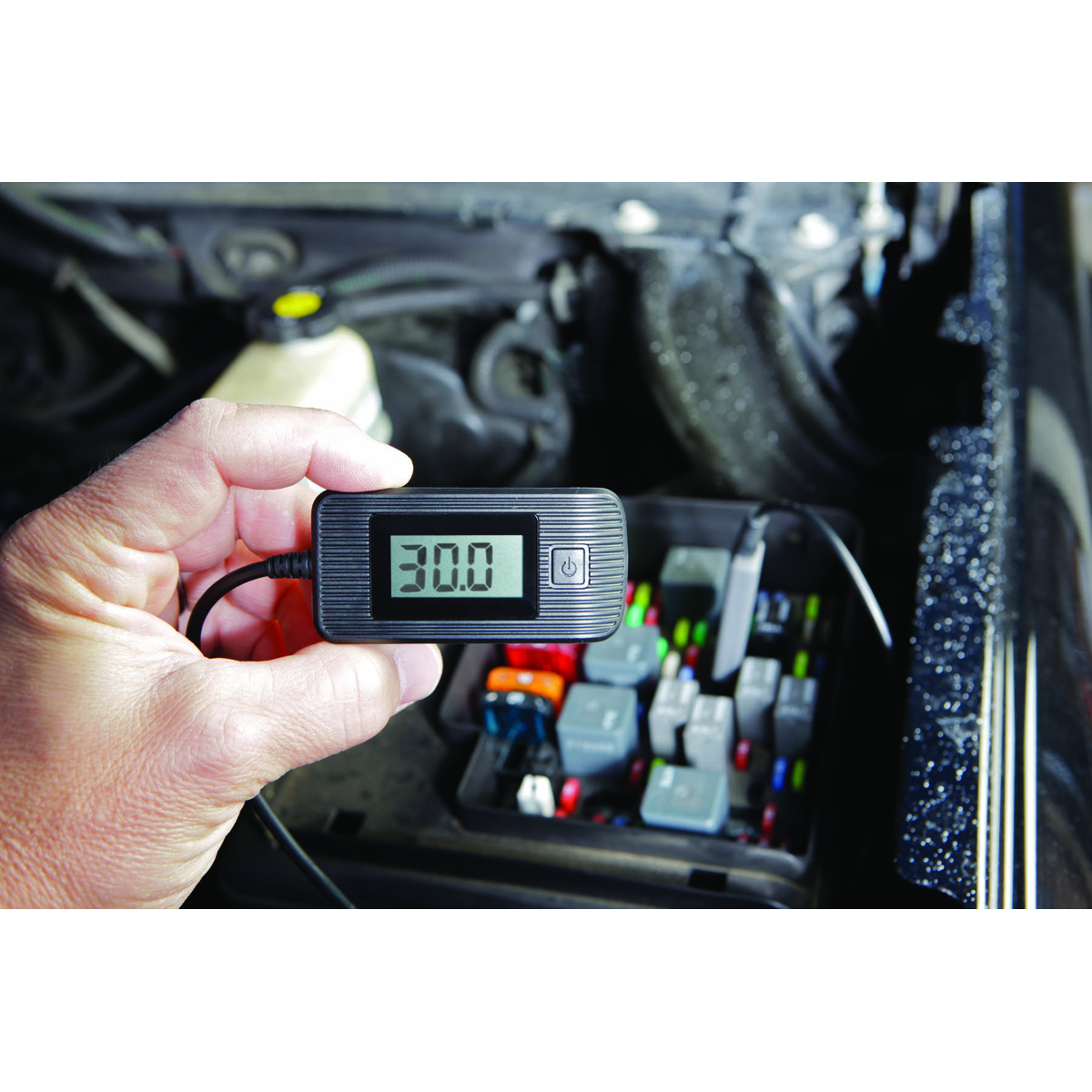 Household Circuit Tester : Amp automotive fuse circuit tester