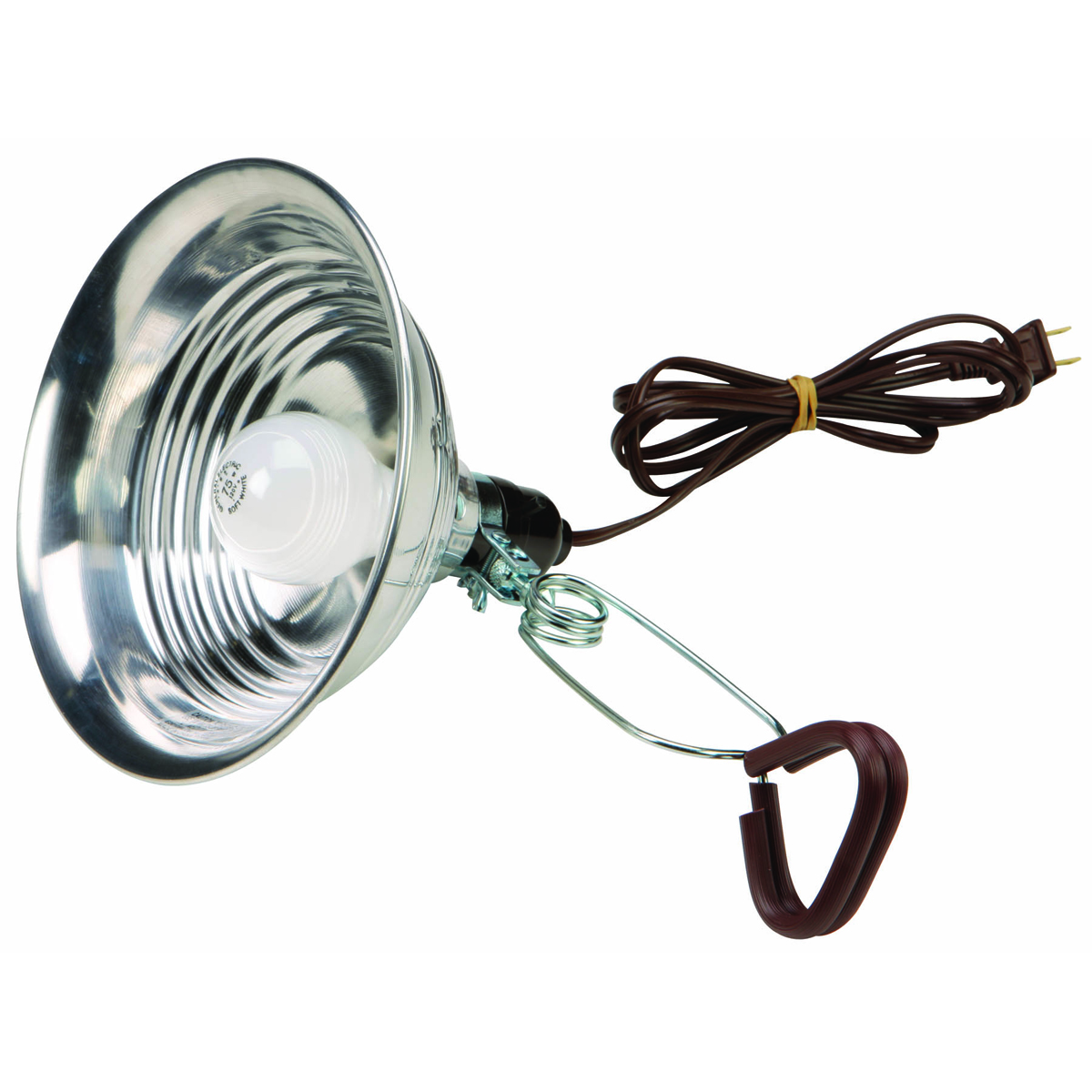 Clamp Light With Aluminum Reflector