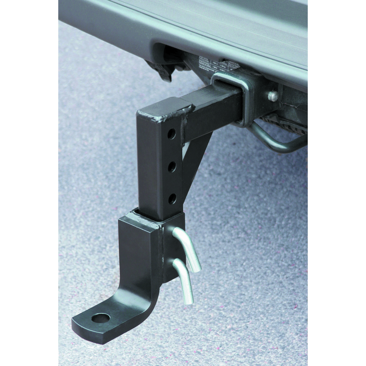 8 In 1 Adjustable Ball Mount Hitch
