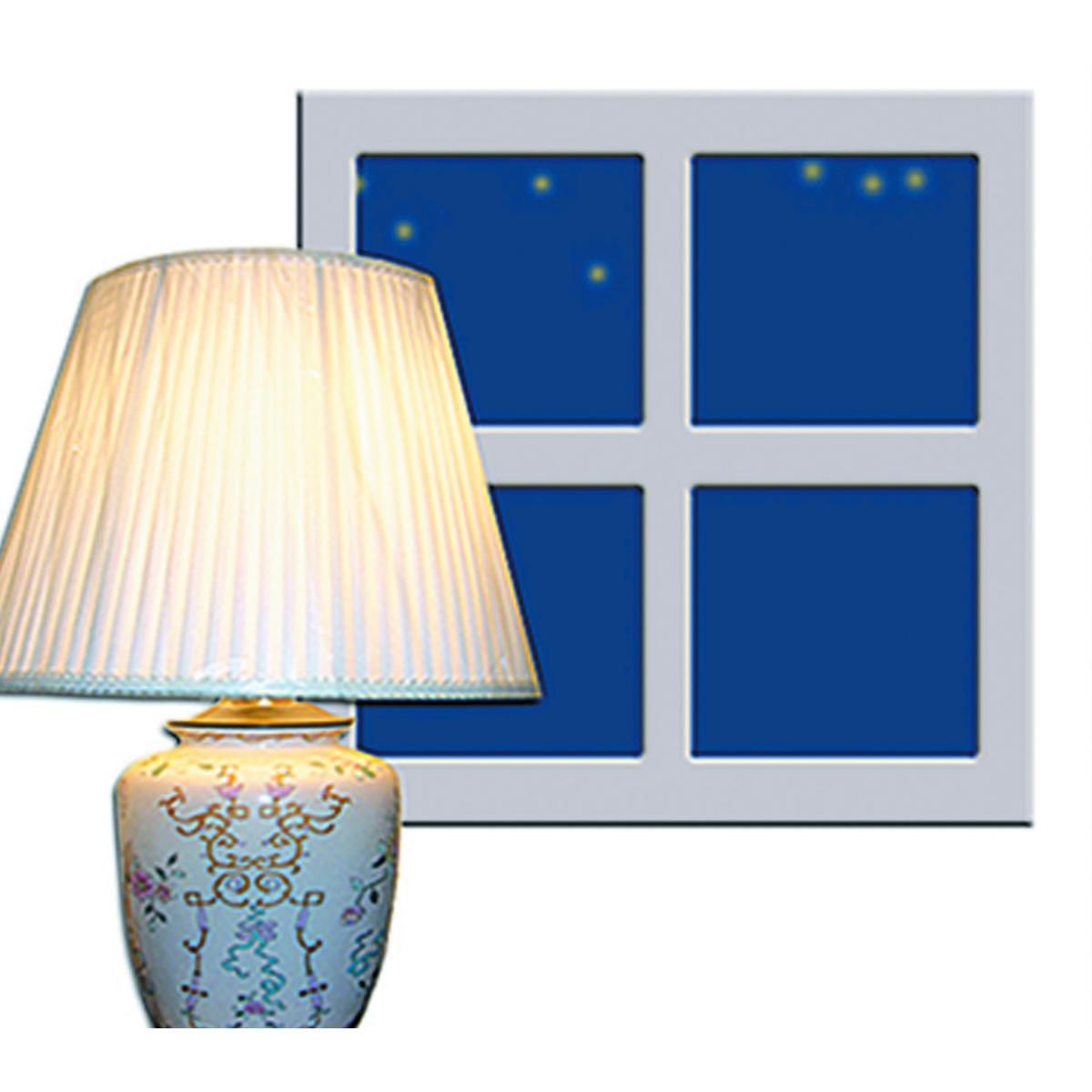 dusk to dawn light sensors pack of 2. Black Bedroom Furniture Sets. Home Design Ideas