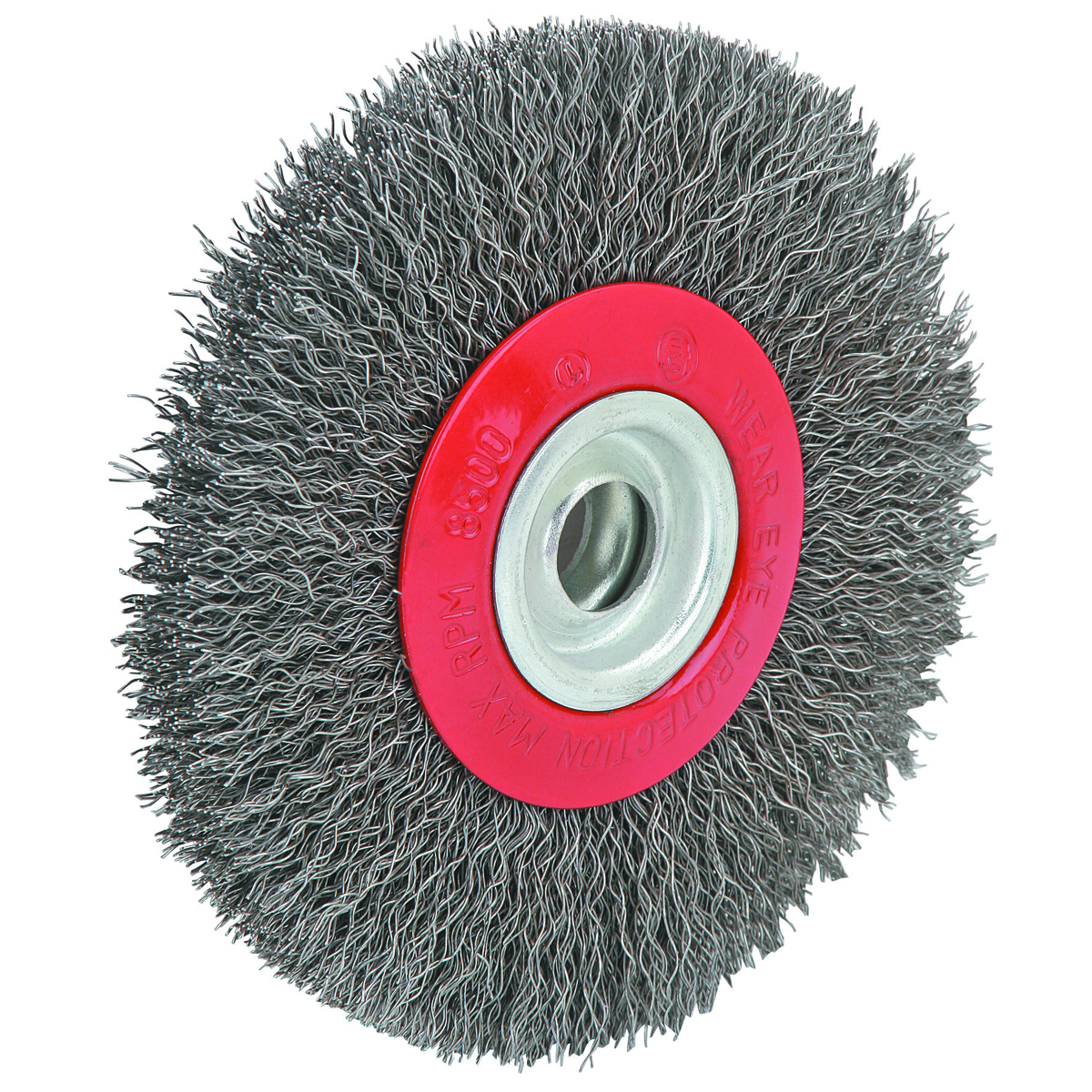 5 in. Crimped Wire Wheel