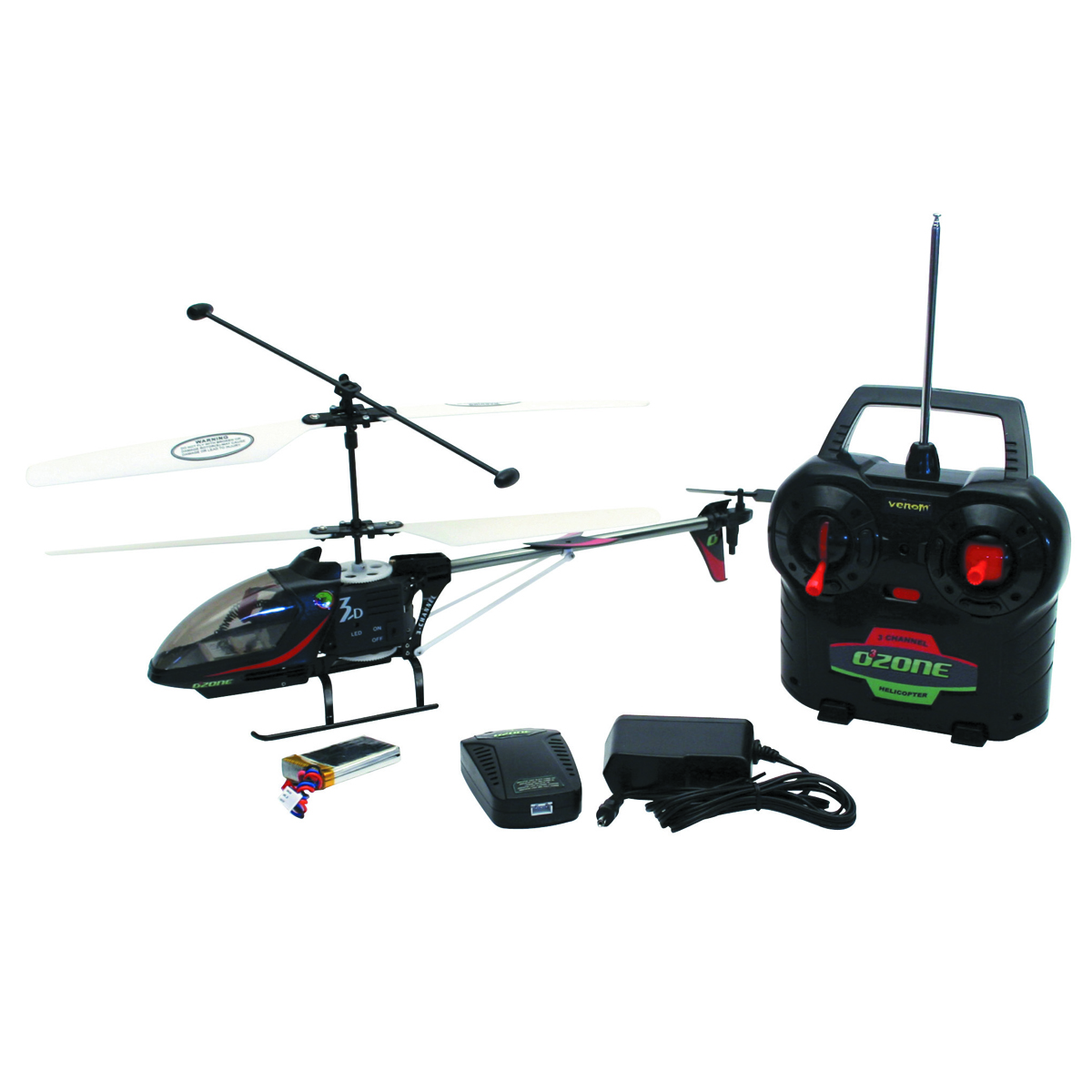 how to use remote control helicopter