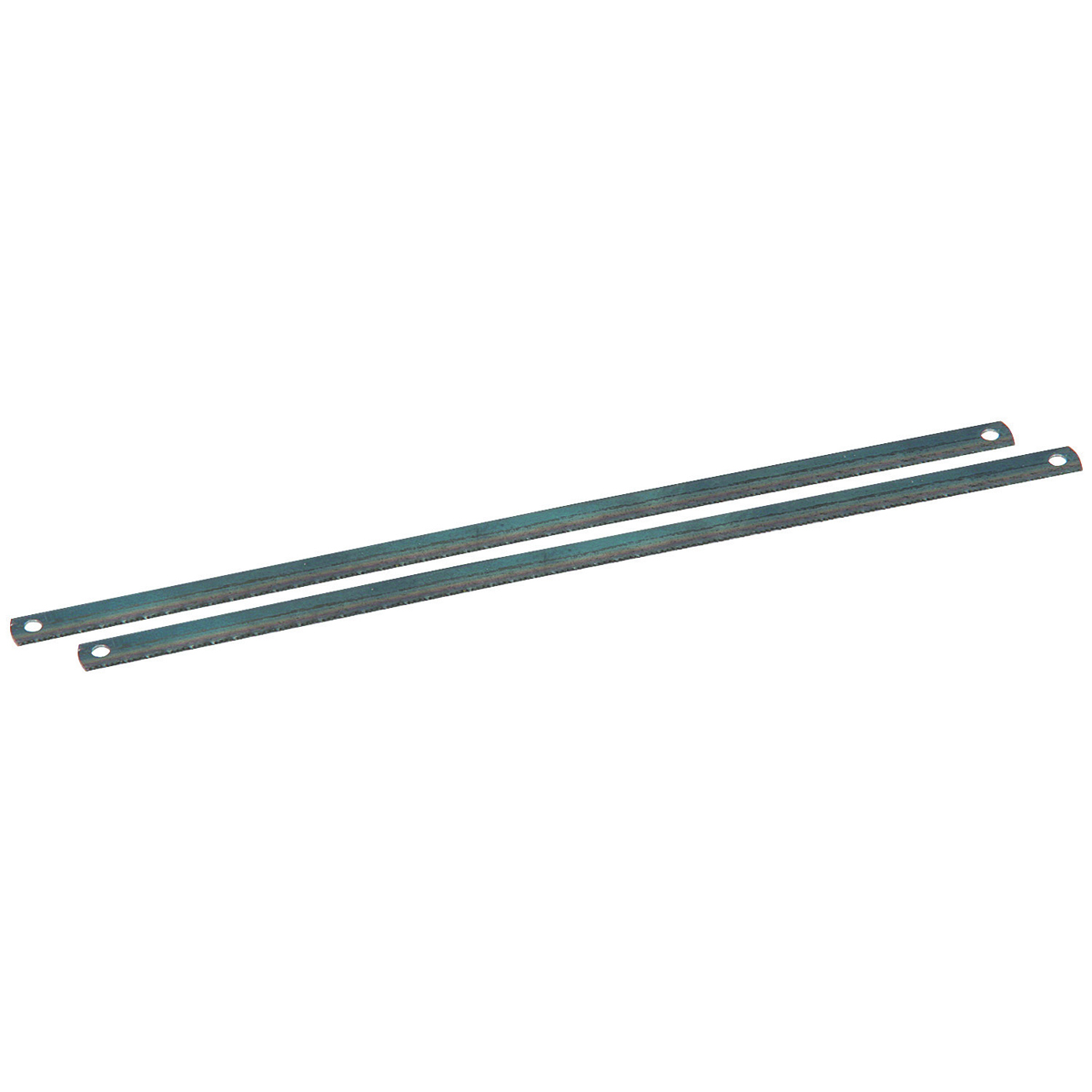 Pack of 2 mini hacksaw replacement blades greentooth Images