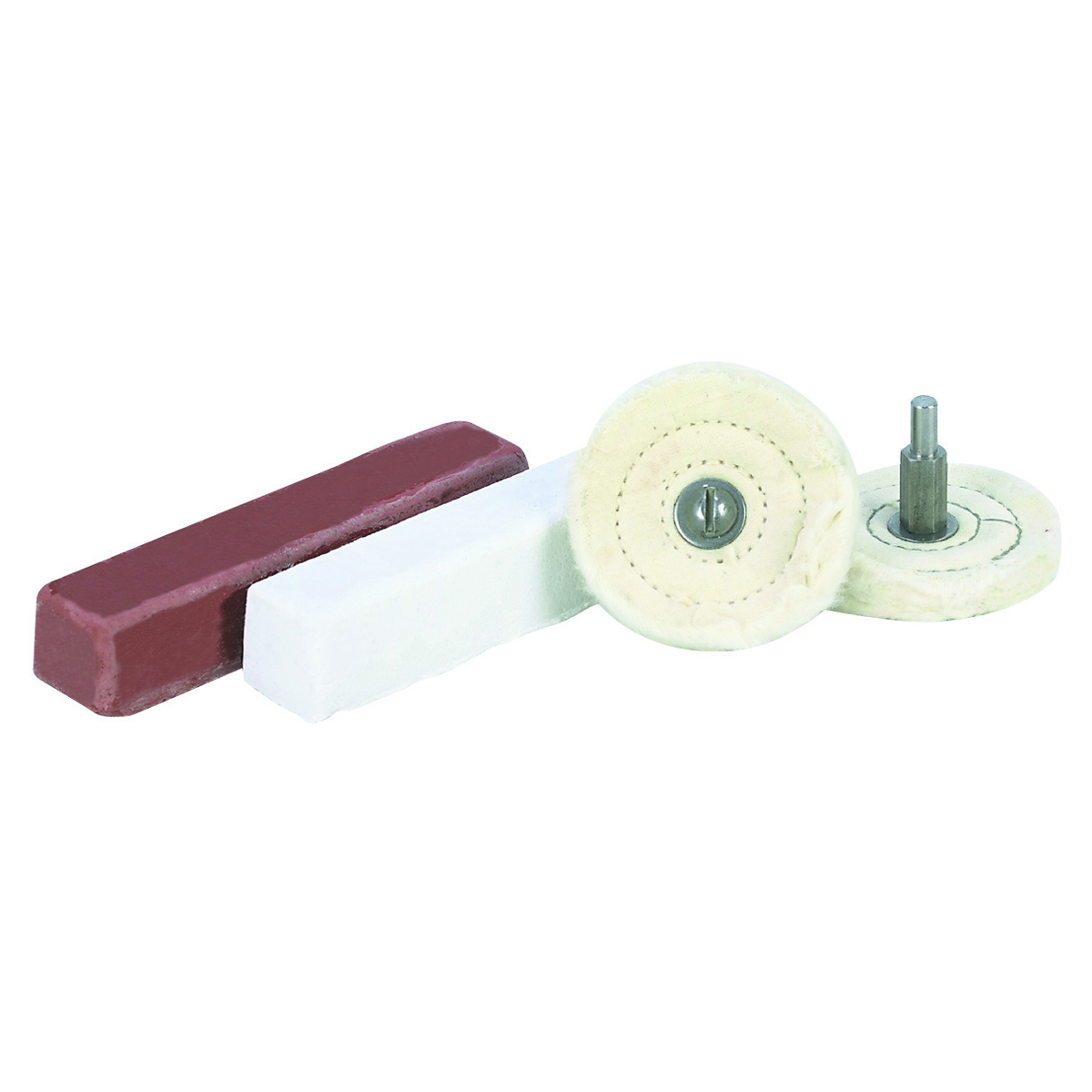 4 Piece Buffing Kit