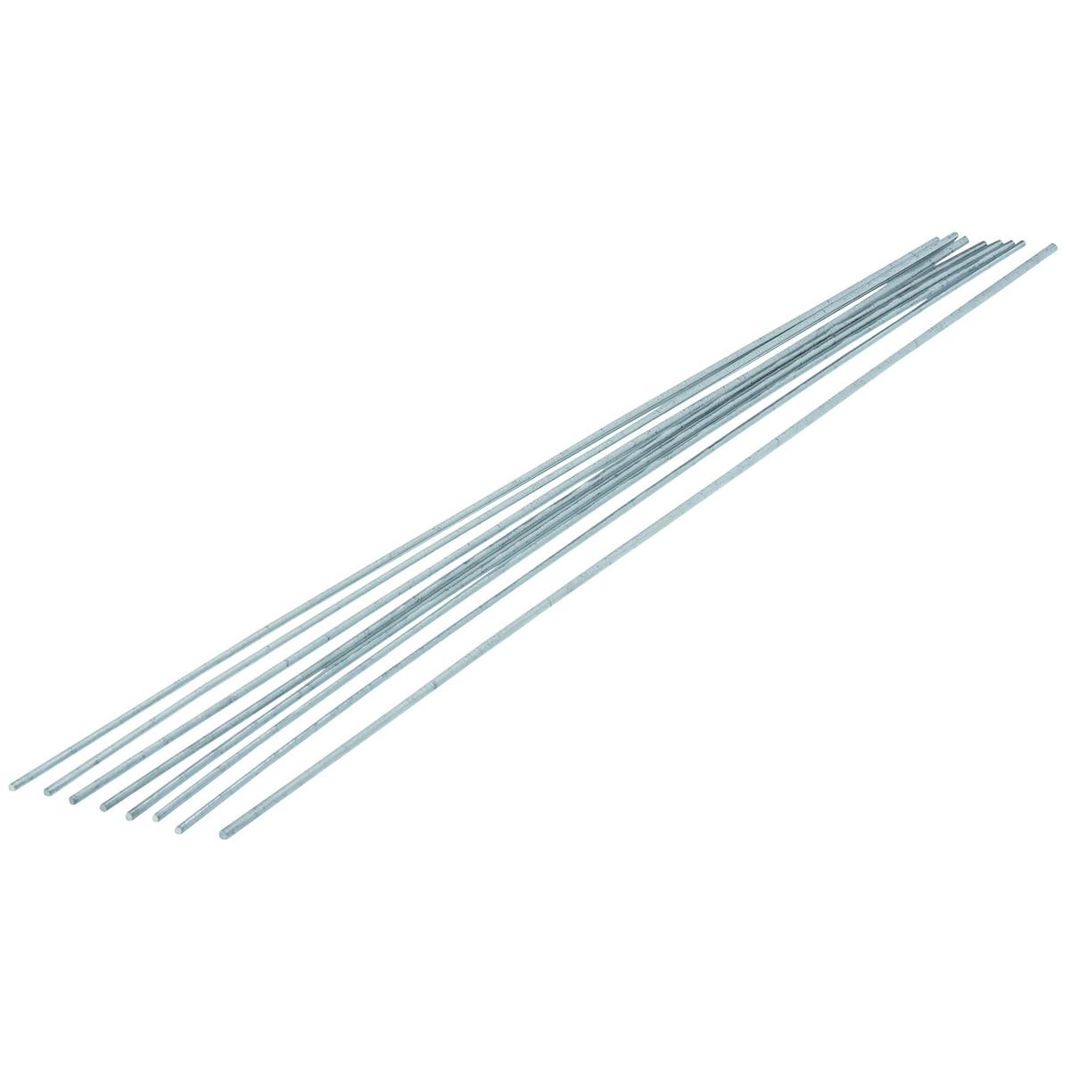 Aluminum Welding Rods - Pack of 8 Low Temperature Rods