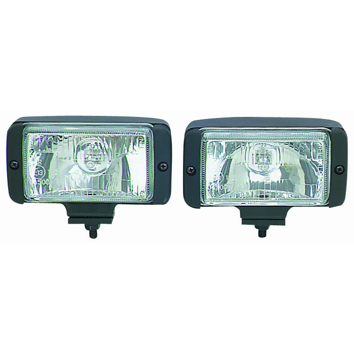 Patio Lights At Harbor Freight: Clear Lens Halogen Lights