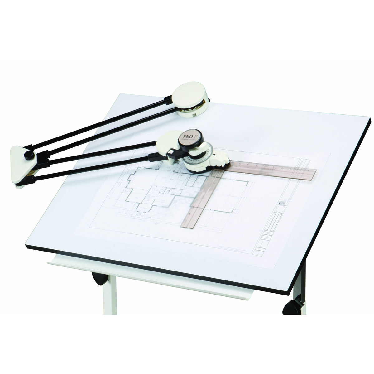 Tools Used In Drafting Equipment Or Instrument : Drafting machine