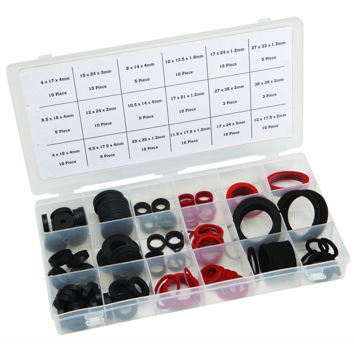 141 Piece Washer/Seal Assortment
