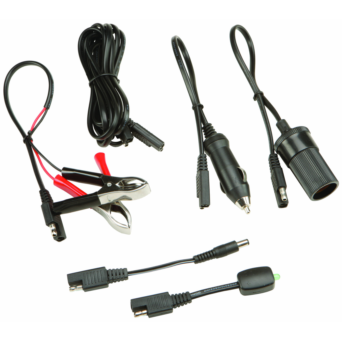 Solar Power Connection Cable Kit Rv Battery Wiring Harness