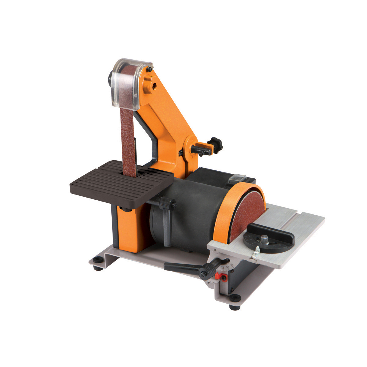 1 In X 5 In Combination Belt And Disc Sander