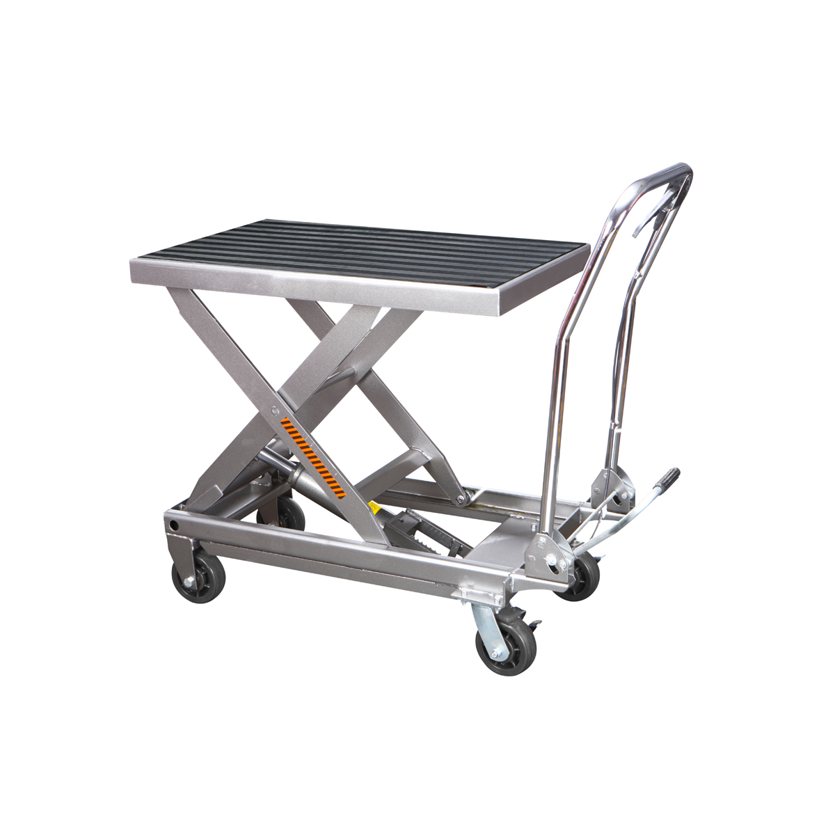 1000 lbs capacity hydraulic table cart