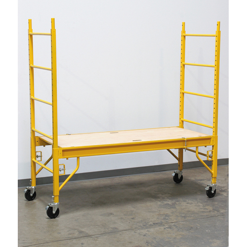 Heavy Duty Scaffolding : Heavy duty portable scaffold