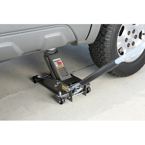 The Inside Track On Rapid Products Of Fitness: 3 Ton Steel Heavy Duty Floor Jack With Rapid Pump®